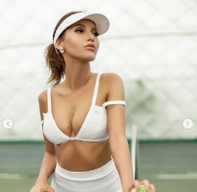 Модель Екатерина Бобкова