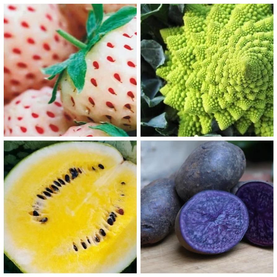 Фрукты и овощи, которые редко встретишь в России (5 фото)