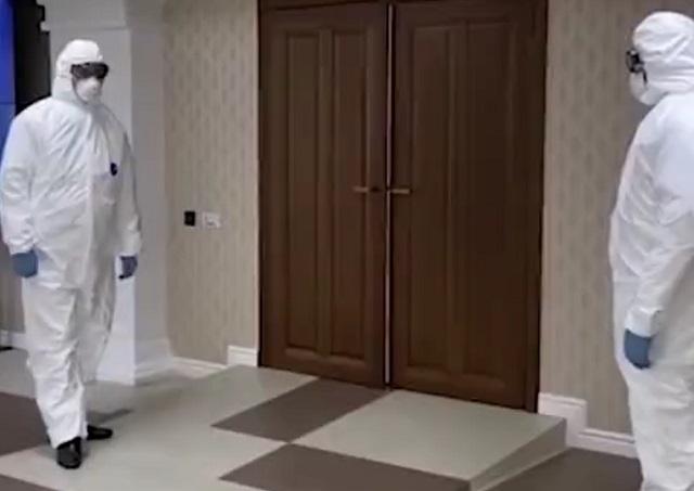 Коронавирусный патруль