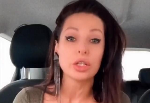 Наталья Краснова в машине рассуждает о мужчинах