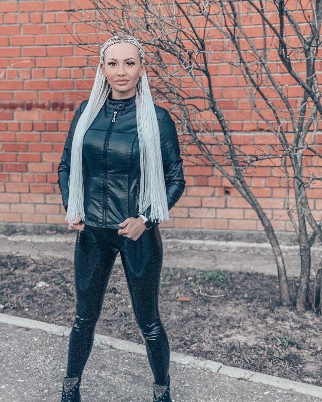 Блогерша Танюша Зубрик