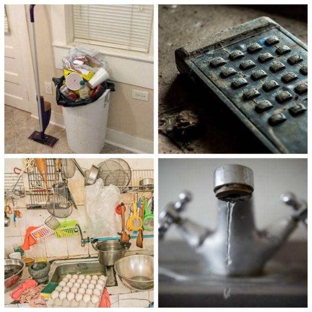 ТОП-10 самых грязных мест в квартире