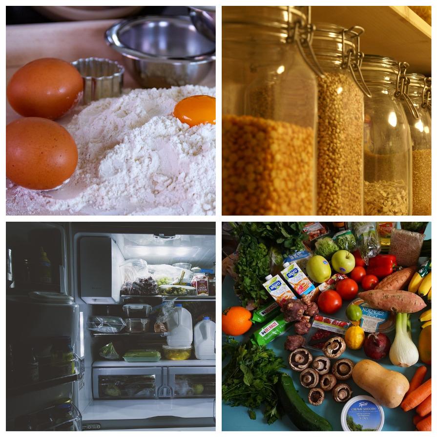 Как правильно хранить продукты, которые вы закупили для самоизоляции (5 фото)