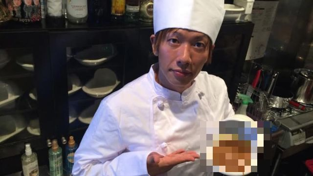 Владелец ресторана Кен Шимицу