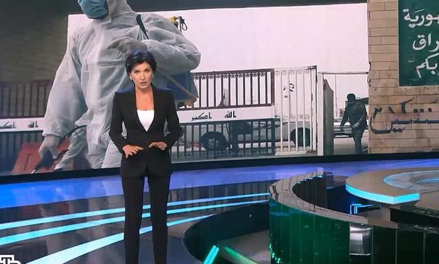 Ирада Зейналова в эфире НТВ