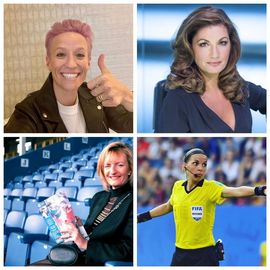 Самые влиятельные женщины в мировом футболе (7 фото)