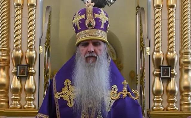 Епископ Каменский и Камышловский Мефодий