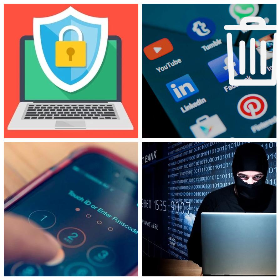 Как уберечь свои аккаунты от взлома? (8 фото)