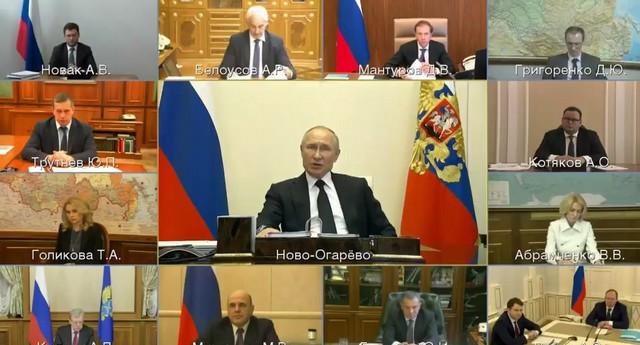 Владимир Путин предложил выделить малому и среднему бизнесу прямую безвозмездную помощь от государства