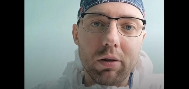Никита Запасников доктор о коронавирусе