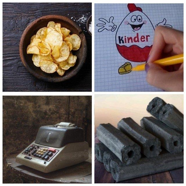 Изобретения, которые появились на свет случайно