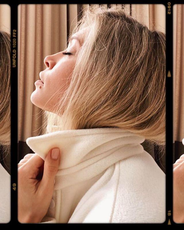 Вера Брежнева в чувственной web-фотосессии