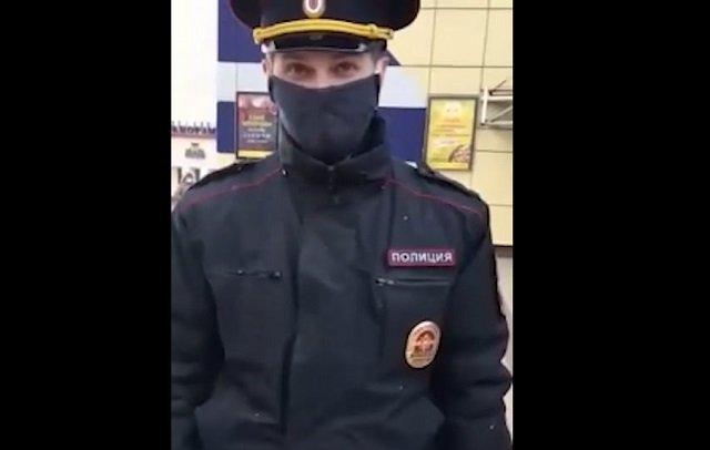 Как надо общаться с полицией на самоизоляции