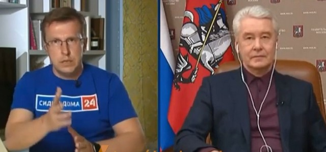 Сергей Собянин отвечает на вопросы