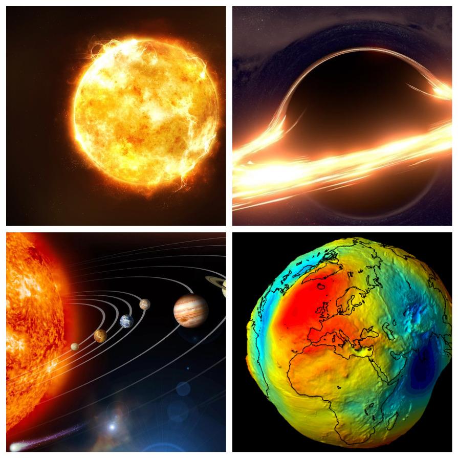 Популярные заблуждения о космосе (6 фото)