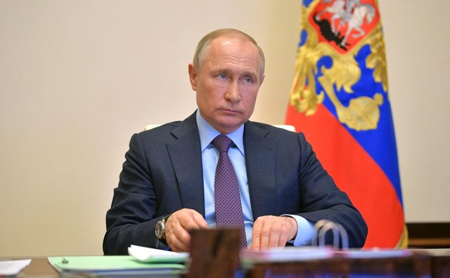 Обращение Владимира Путина. Прямой эфир 28 апреля 2020