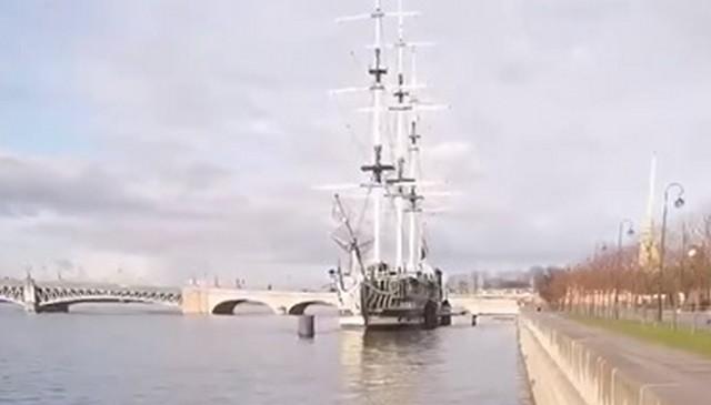Набарежная Санкт-Петербурга