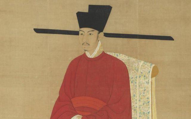 Головные уборы чиновников времён Империи Сун