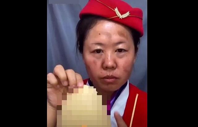 Секрет красоты китайских стюардесс
