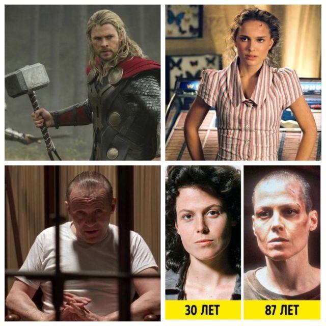 Как отличаются герои в книгах и киноадаптациях