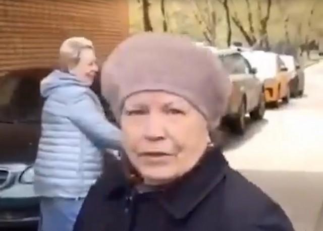 Бабушка о коронавирусе