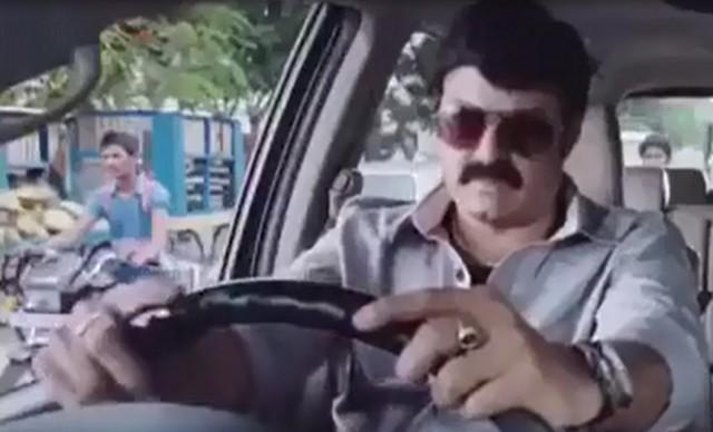 Актер индийского кино