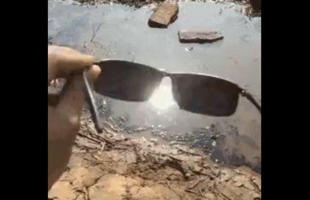 Если собираетесь на рыбалку, захватите с собой поляризационные очки