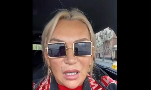 Лена Санжаровская