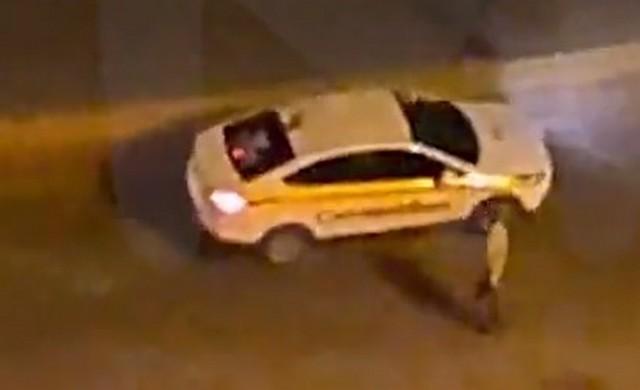Таксист в Москве