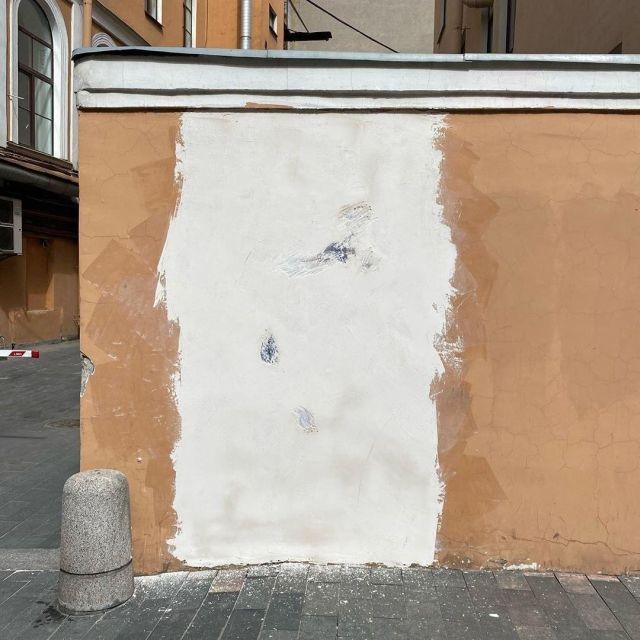 Граффити с Иосифом Бродским закрасили