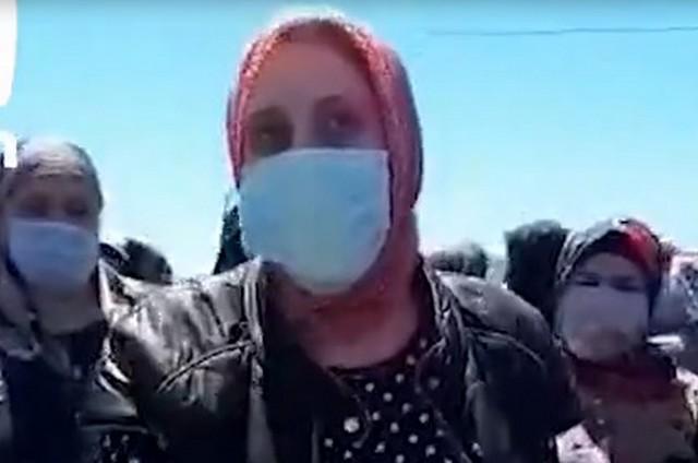 Жители дагестанского села Новый Чиркей против вышек 5G (2 видео)