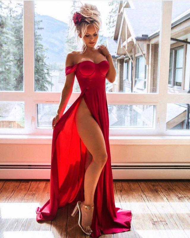 Хильде Осланд - модель из Норвегии