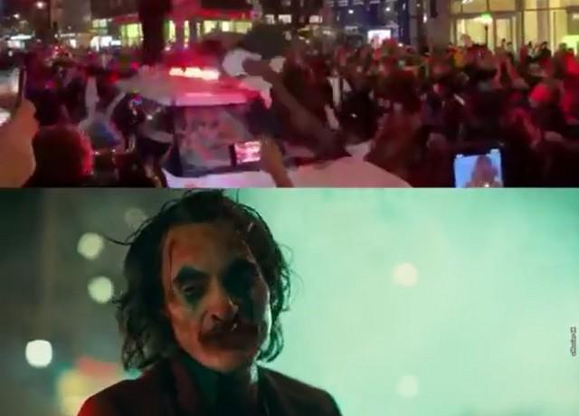 """""""Джокер"""" и протесты в США"""