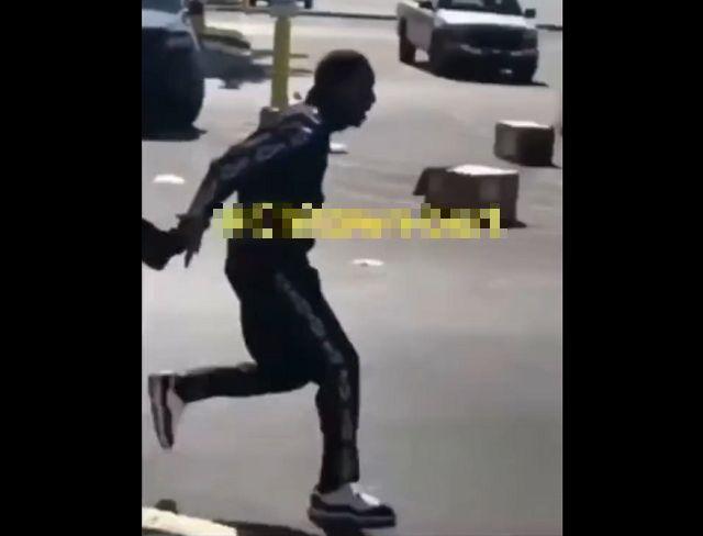 Побег