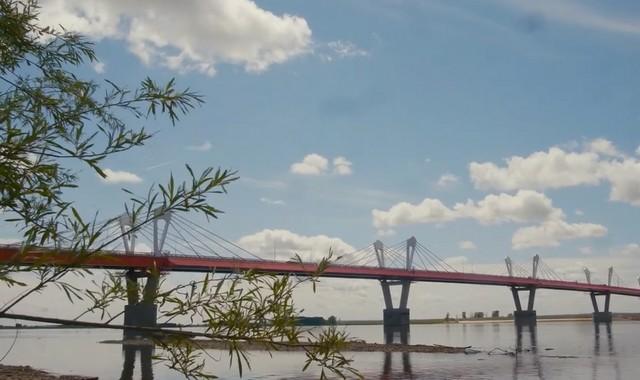 моста Благовещенск — Хэйхэ