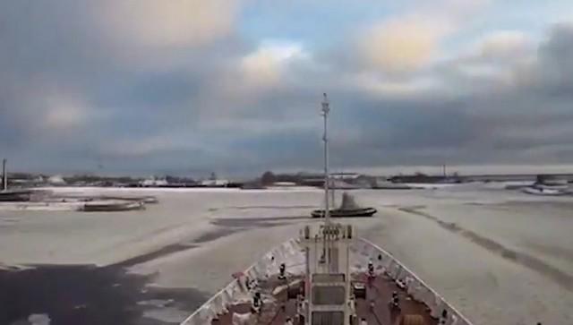 Исследовательский корабль «Адмирал Владимирский»