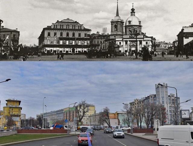 Архитектура России: новодел, исторические дома и будущие проекты (14 фото)
