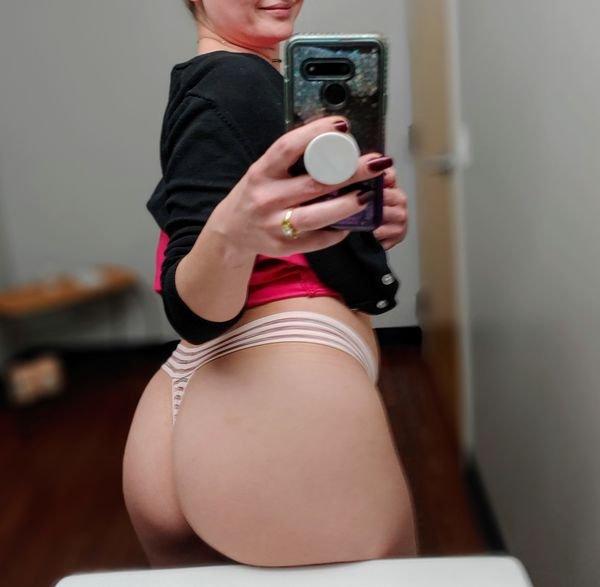 Вид сзади. Девушки на фото (32 фото)