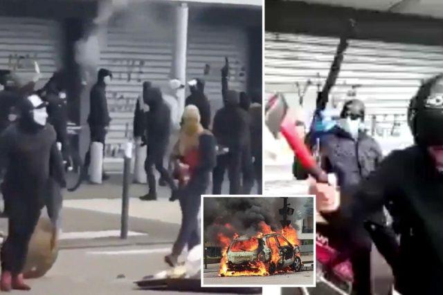 Беспорядки в Чечне