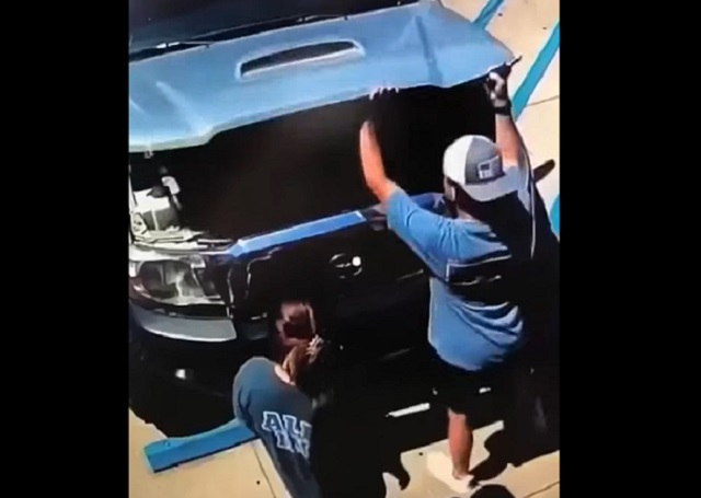Капот машины