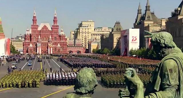 Парад Победы 2020