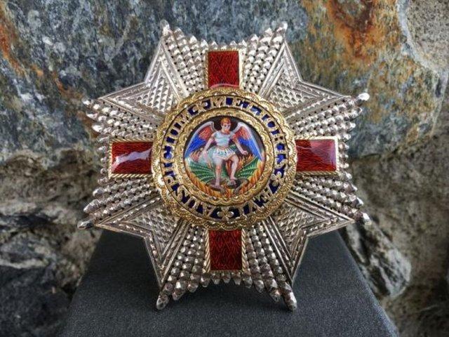 Орден Святых Михаила и Георгия