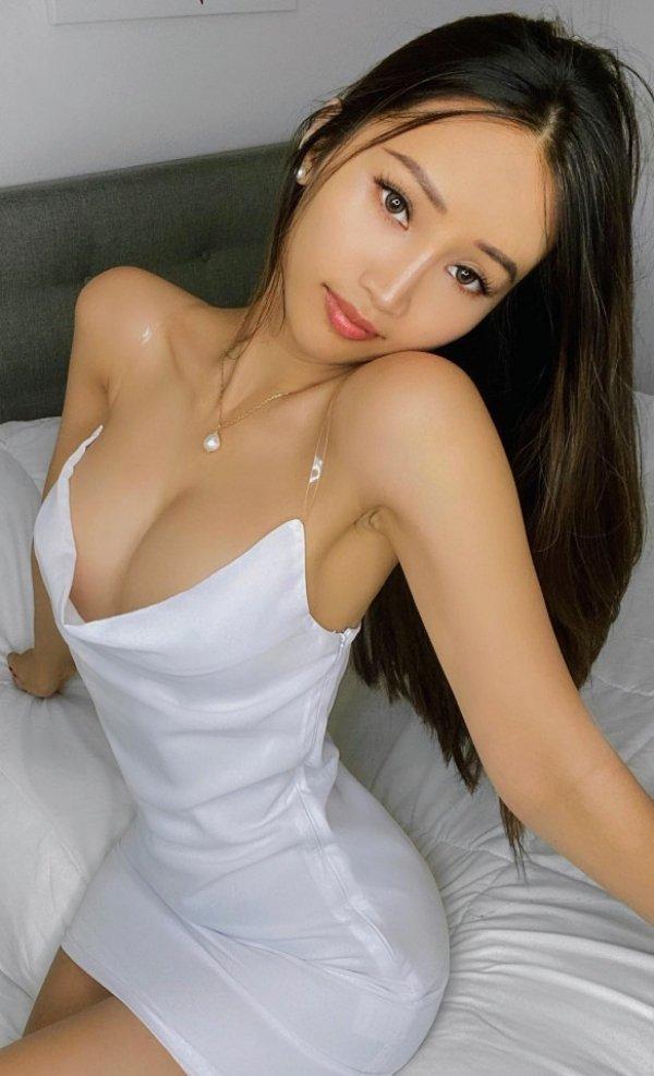 Фото для взрослых: милые азиатки (35 фото)