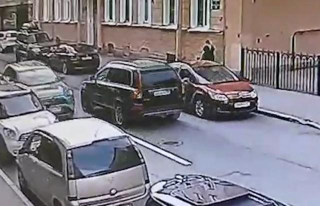 ДТП в Санкт-Петербурге