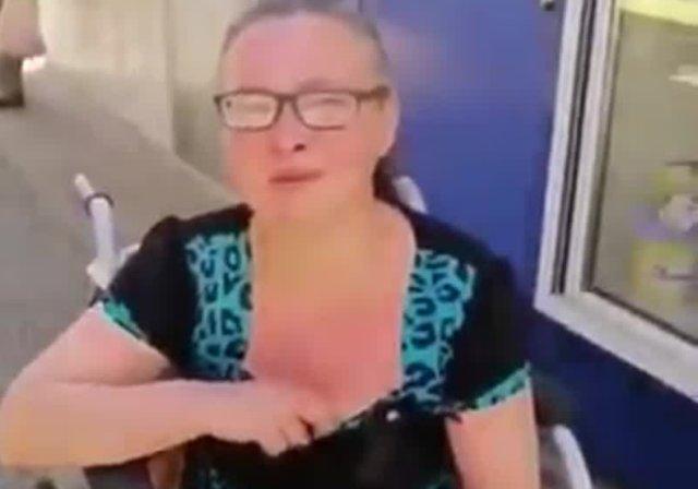 Как вылечить парализованную женщину за одну минуту