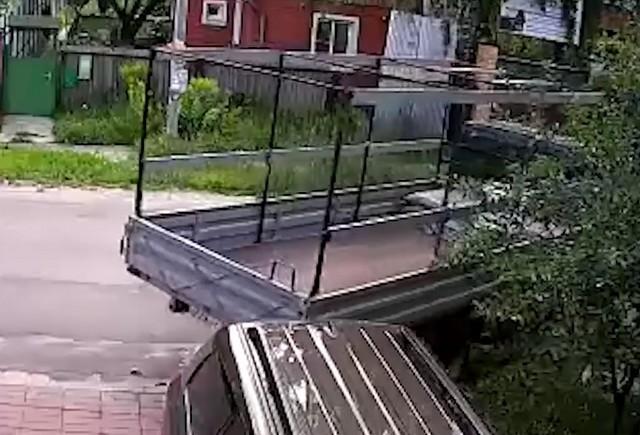 Странный сосед в Домодедово