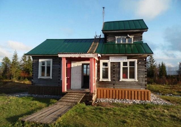Архитектура России: что есть в глубинке (15 фото)