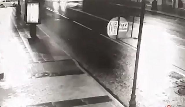 Авария в Петербурге