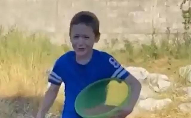 Девятилетний Ибрагим Магомедов