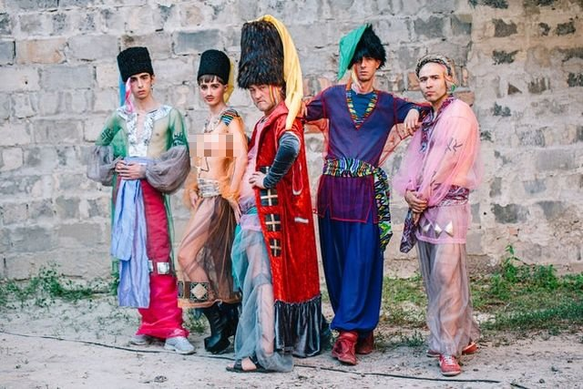 В Украине завершились съемки фильма о геях-казаках